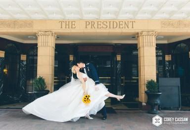 Sarah & Daniel - KC Wedding