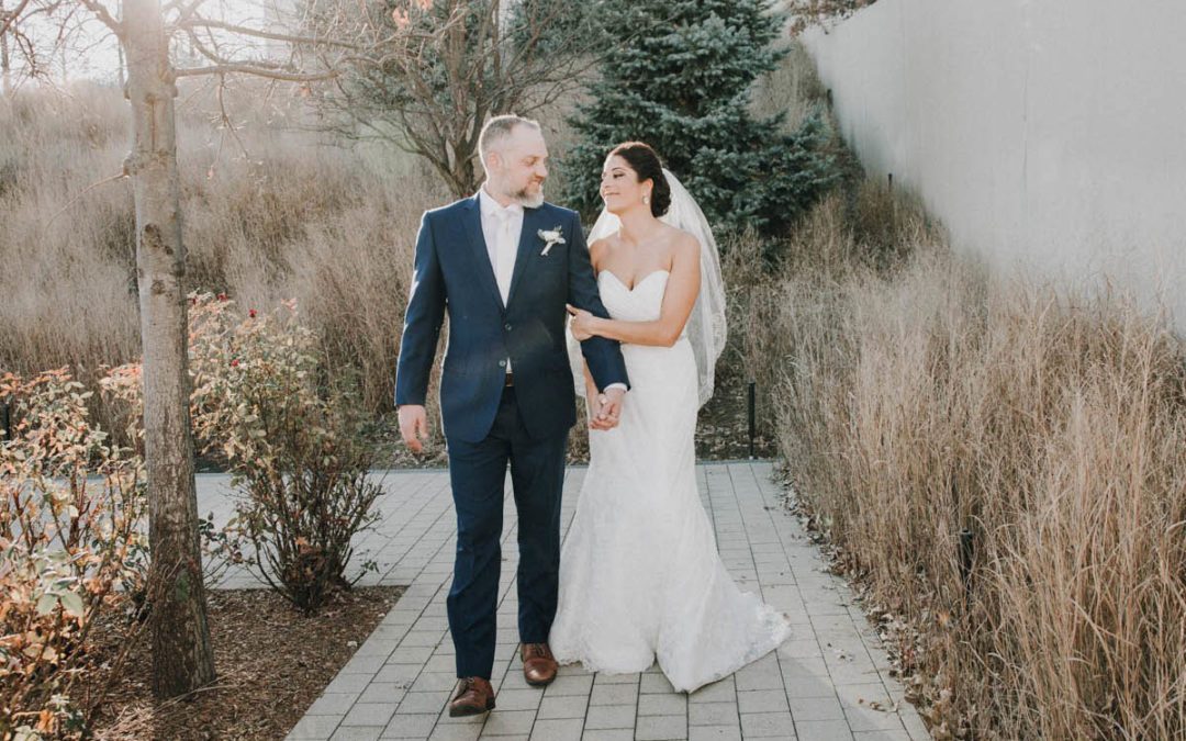 Manal + Shawn – Elegant Overland Park Wedding
